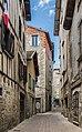 Rue du Senechal in Villefranche-de-Rouergue 02.jpg