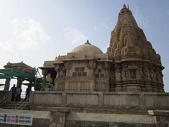 Bhima II - Image: Rukmini Devi Temple