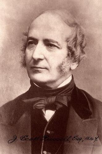 John Scott Russell - John Scott Russell in 1847