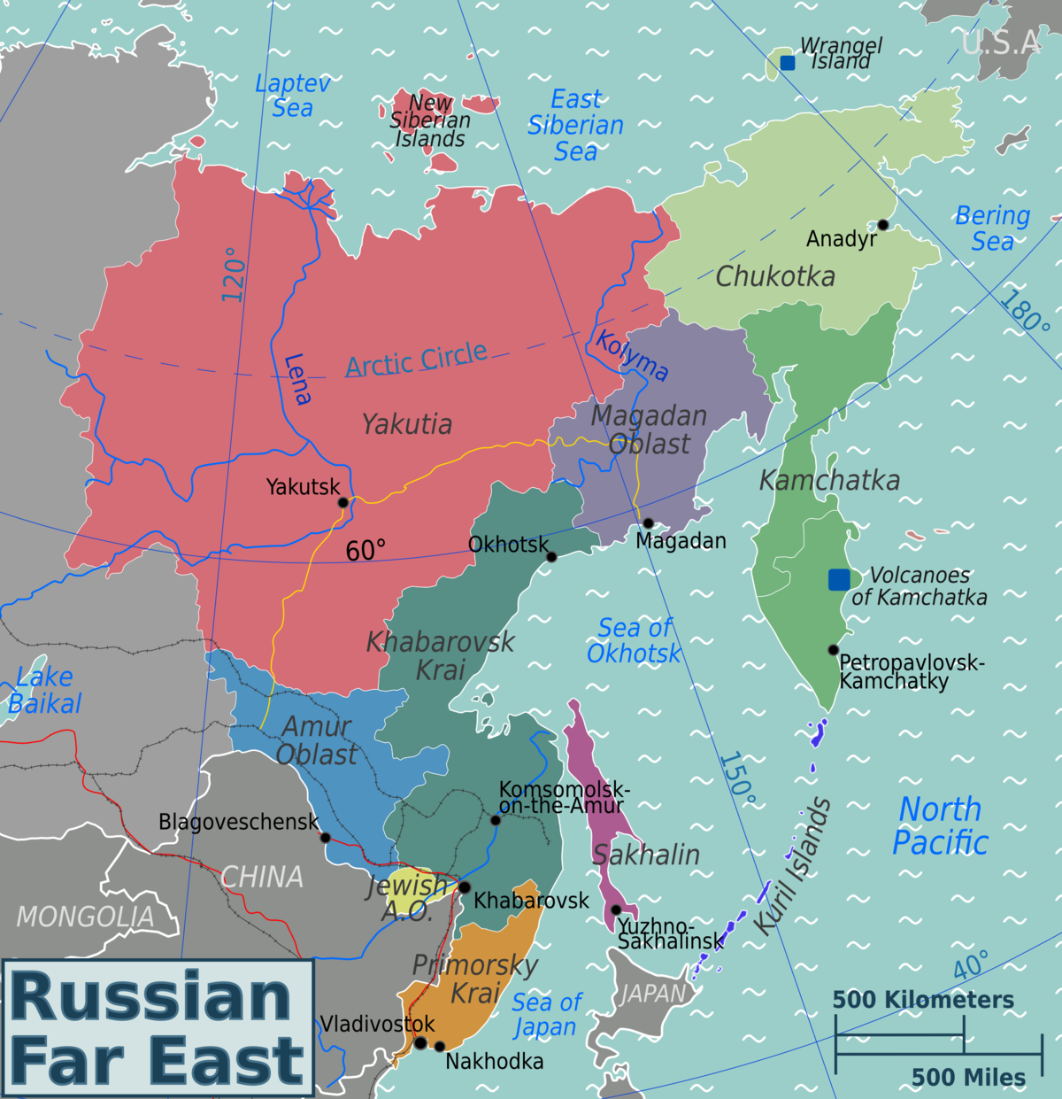 Russia: Travel Guide At Wikivoyage