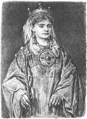 Ezzonids - Richeza of Lotharingia