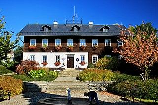 Rynoltice Municipality in Liberec, Czech Republic