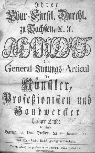 File:Sächsisches Innungsgesetz (1780).djvu