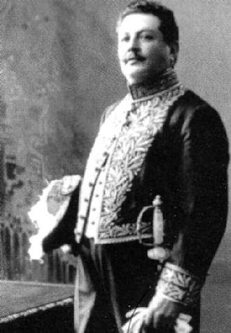 Bautista Saavedra - Bautista Saavedra