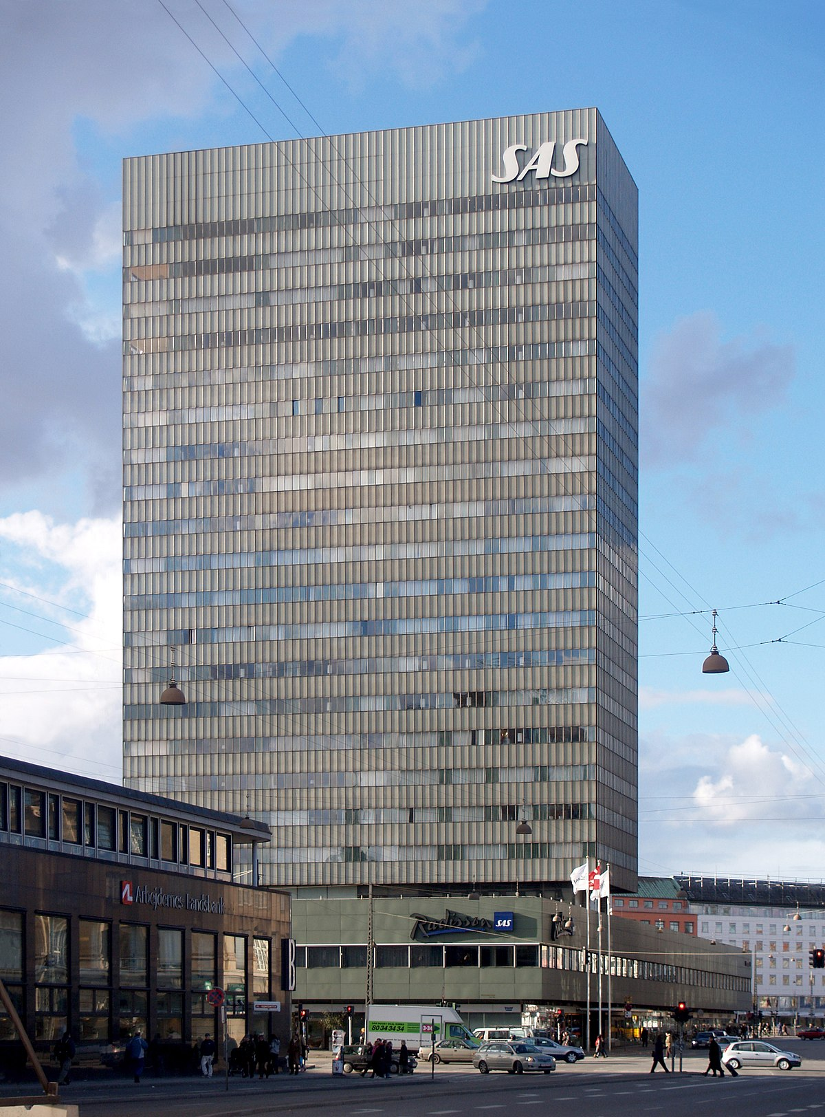 Radisson Collection Hotel, Royal Copenhagen - Wikipedia