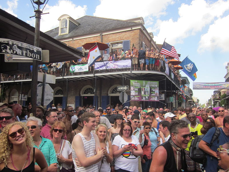 Southern Decadence Bourbon Street New Orleans