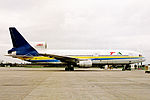 SE-DPV L1011 Tristar 1 Air-Ops-Tajikistan A-l MAN 14FEB95 (5941451218).jpg