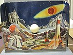 SH Horikawa, Space, Moonscape Toy (5983640432).jpg