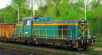 Fablok - Fablok SM42-610 locomotive
