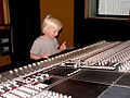 SSL SL6000E and baby - 20090722.jpg