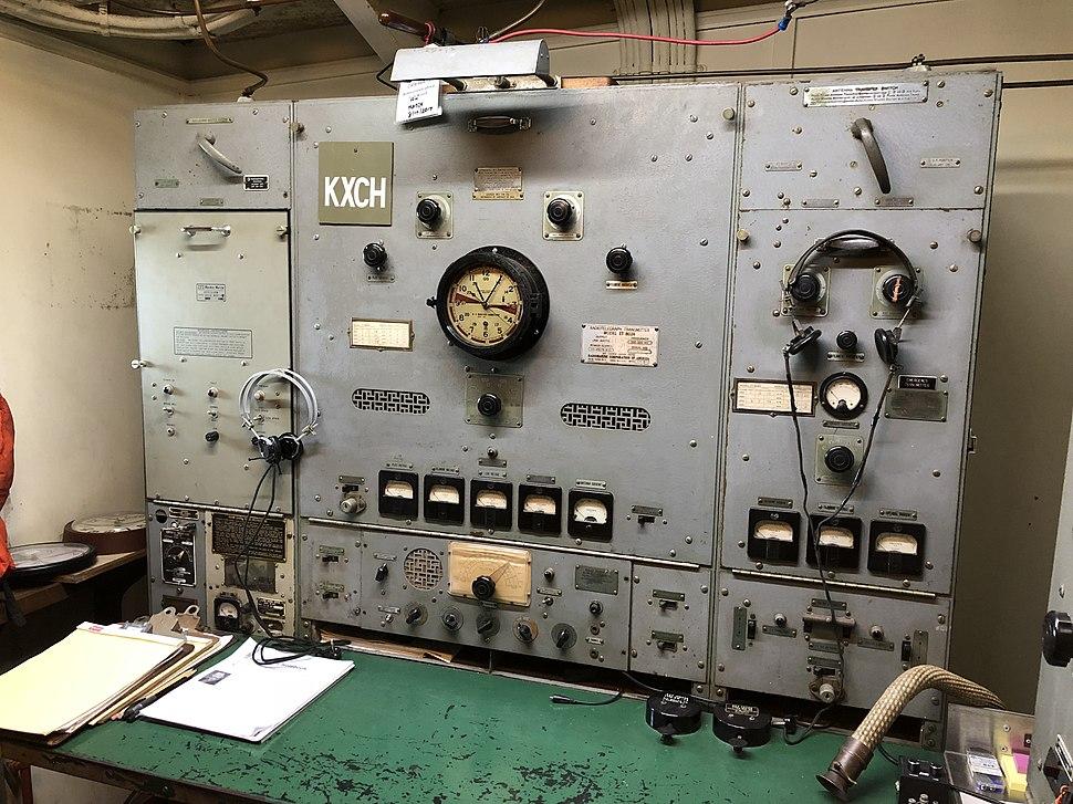 SS Jeremiah O'Brien LF radio.agr