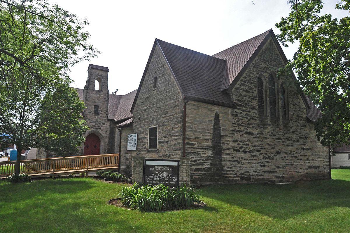 Monticello Iowa Wikipedia