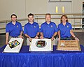STS-135 cake-cutting ceremony.jpg