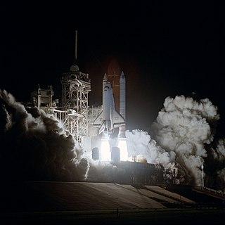 STS-38 human spaceflight