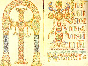 Sacr Gelasianum 131v 132