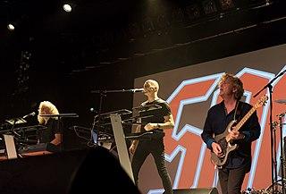 Saga (band) Canadian rock band