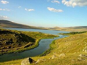 Saghamo Lake - Image: Sagamo Lake (1)