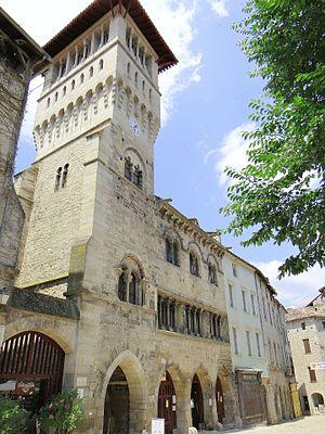 Saint-Antonin-Noble-Val - Maison des Consuls