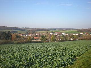Saint-Aubin-sous-Erquery Commune in Hauts-de-France, France