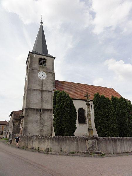 Saint-Boingt (M-et-M) église