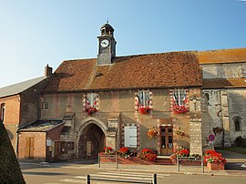 The town hall in Saint-Germer-de-Fly