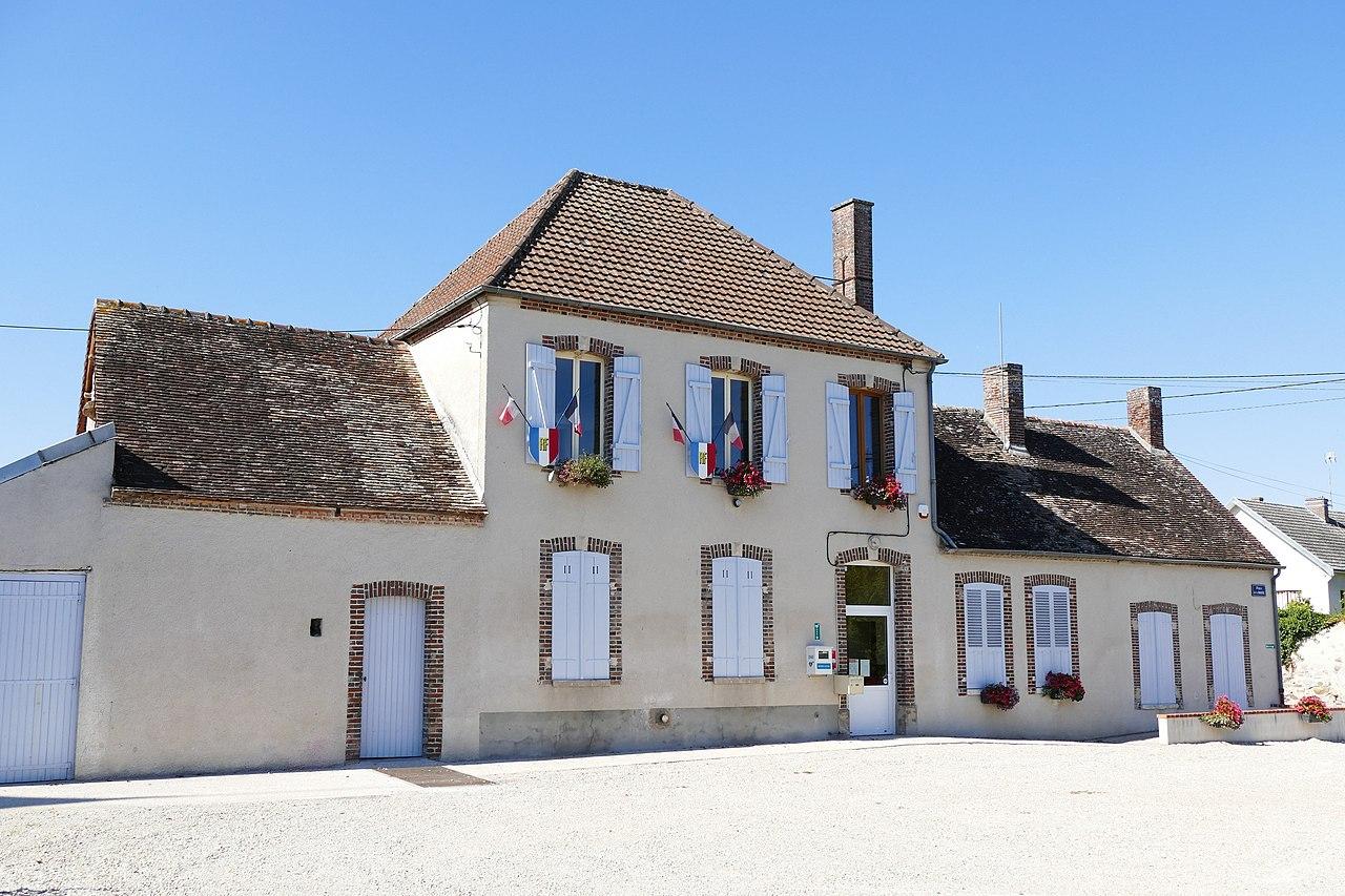 Saint-Loup-de-Buffigny - Mairie - 1.jpg