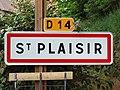 Saint-Plaisir-FR-03-panneau d'agglomération-03.jpg