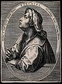 Saint Ezechiel. Engraving. Wellcome V0031946.jpg