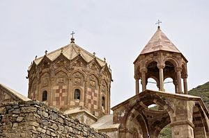 Saint Stepanos Monastery - Image: Saint Stephen Church 8612067641
