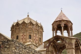 Saint Stepanos Monastery - Image: Saint Stephen Church 8612067641