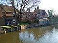 Salisbury - Riverside Houses - geograph.org.uk - 1713279.jpg