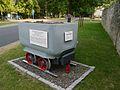 Salzgitter-Lichtenberg - Förderwagen von Schacht Altenhagen 2013-06-26.jpg
