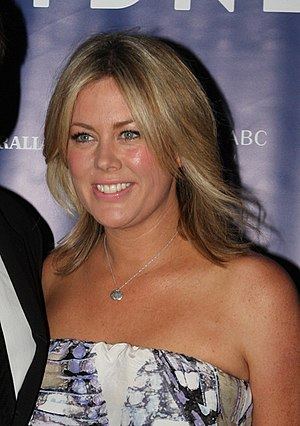 Sunrise (TV program) - Samantha Armytage, host