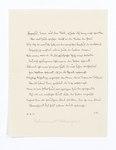Samhälls- och rättsvetenskap. Tackskrifvelser från nödlidande i Weimar - Hallwylska museet - 105239.tif