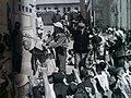Sampho Tsewang Rigzin and his wife in 1966 in Lhasa.jpg