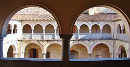 Claustro de San Francisco