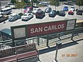 San Carlos Caltrain station sign.jpg