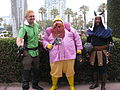 San Diego Comic-Con 2012 - The Warriors Three (7585278770).jpg
