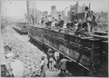 San Francisco Earthquake of 1906, Clearing away the debris - NARA - 522962.tif