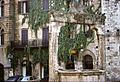 San Gimignano - Cistern and Hotel Cisterna (4249170308).jpg