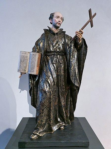 File:San Ignacio de Loyola, Pedro Roldán.jpg