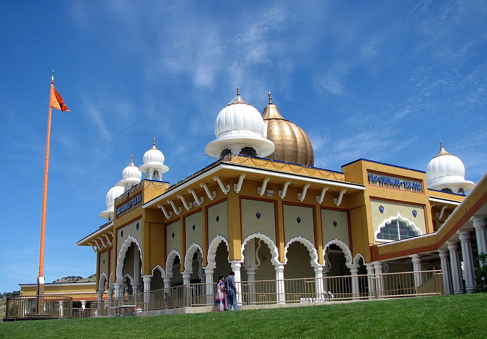 San Jose Gurdwara Sahib (2448909577)