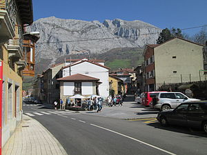 Teverga - Image: San Martín, Teverga