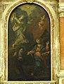 San Pietro martire, interno, pala (Baruchella, Giacciano con Baruchella).JPG