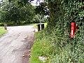 Sandy Lane and Rendham Hill Postbox - geograph.org.uk - 1429352.jpg