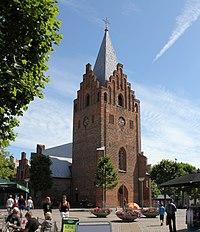Sankt Gertruds kirke Church Grenaa Denmark 2010.JPG