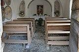 Sankt Valentin Kirche Friedhofskapelle innen Verdings Klausen.jpg