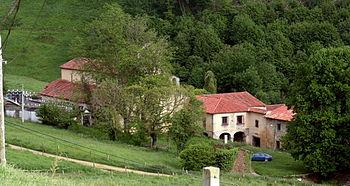 Imagen general del monasterio