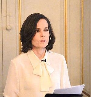Sara Danius Swedish academic