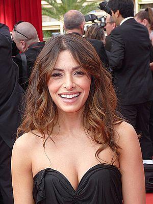 Sarah Shahi - Shahi at the 2012 Monte-Carlo Television Festival